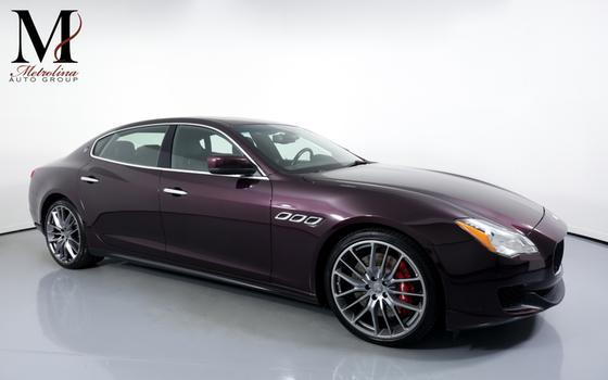 2014 Maserati Quattroporte Sport GT S:24 car images available