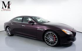 2014 Maserati Quattroporte Sport GT S:24 car images available