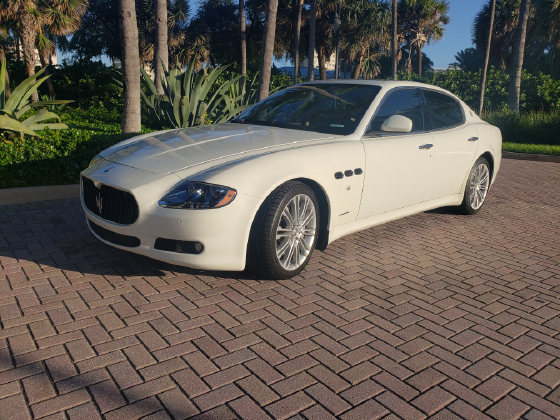 2013 Maserati Quattroporte Sport GT S:6 car images available