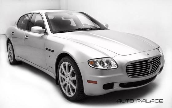 2007 Maserati Quattroporte Sport GT:24 car images available
