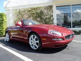 2004 Maserati Spyder :12 car images available