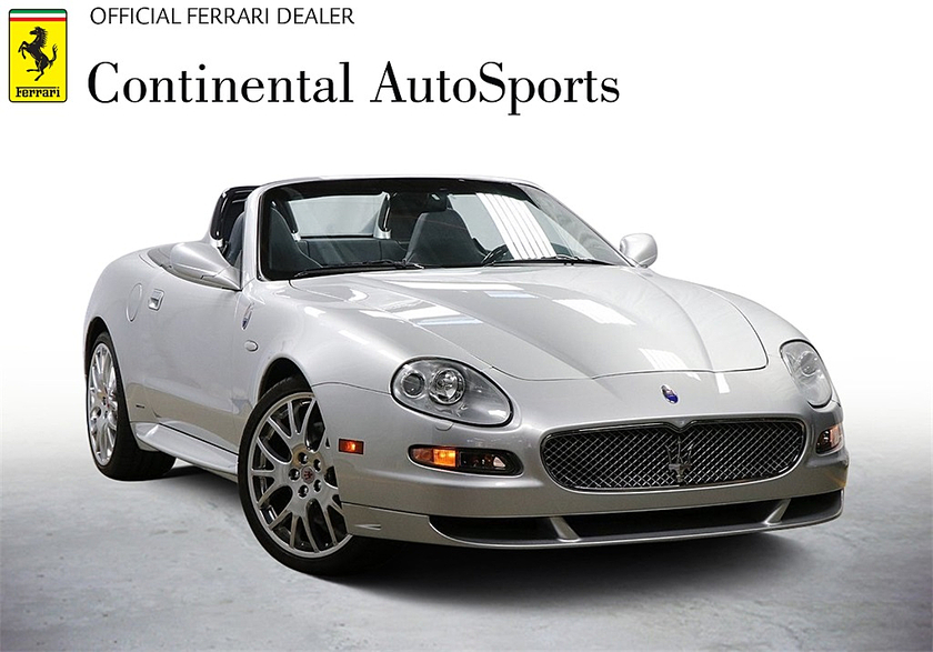 2005 Maserati Spyder :24 car images available
