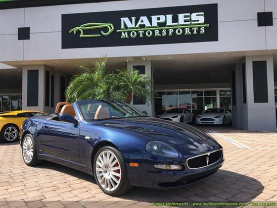 2002 Maserati Spyder Cambiocorsa:24 car images available