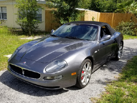2003 Maserati Spyder Cambiocorsa:6 car images available