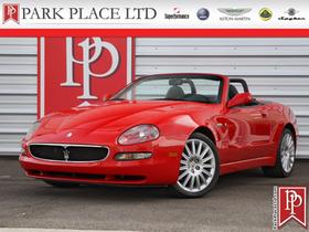 2003 Maserati Spyder GT:24 car images available