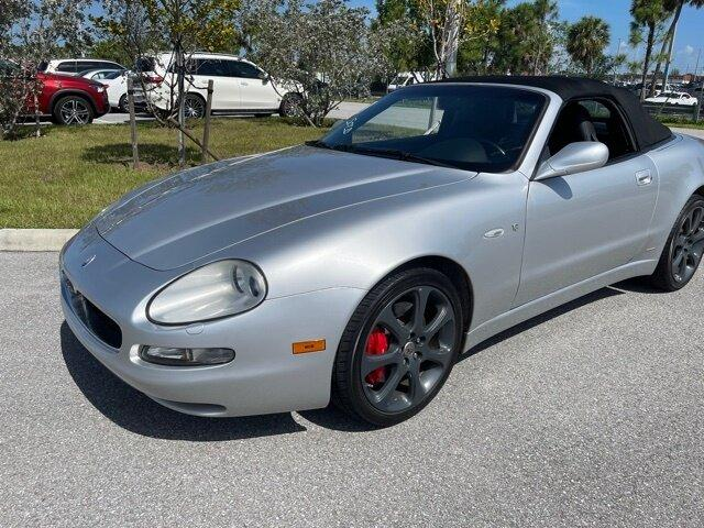 2004 Maserati Spyder GT:14 car images available