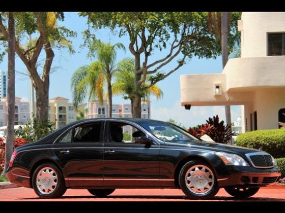 2004 Maybach  Type 57 :24 car images available