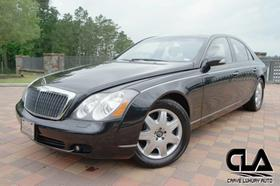 2005 Maybach  Type 57 :24 car images available
