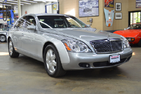 2005 Maybach  Type 57 :12 car images available