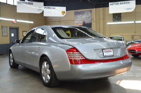 2005 Maybach Type 57