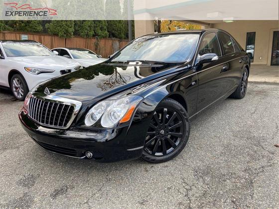 2008 Maybach  Type 57 S:24 car images available