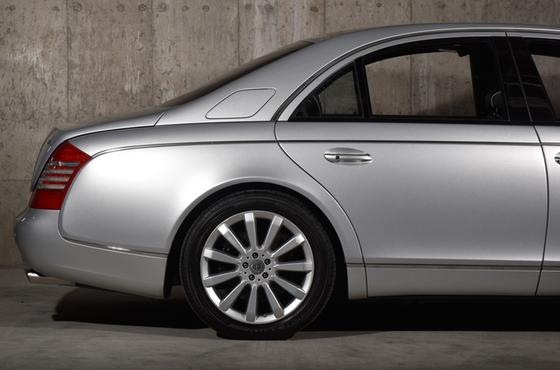 2006 Maybach Type 57 S