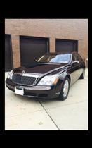2004 Maybach  Type 57 V12:10 car images available