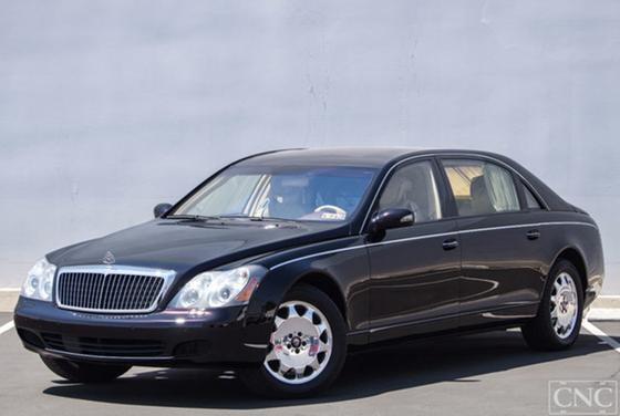 2004 Maybach  Type 62 LWB:24 car images available