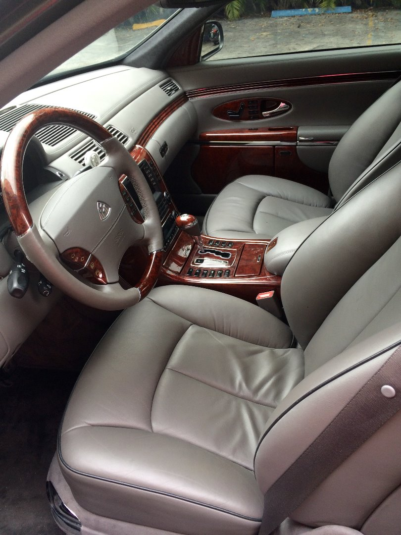 2007 Maybach Type 62 S