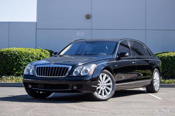 2008 Maybach  Type 62 S:16 car images available