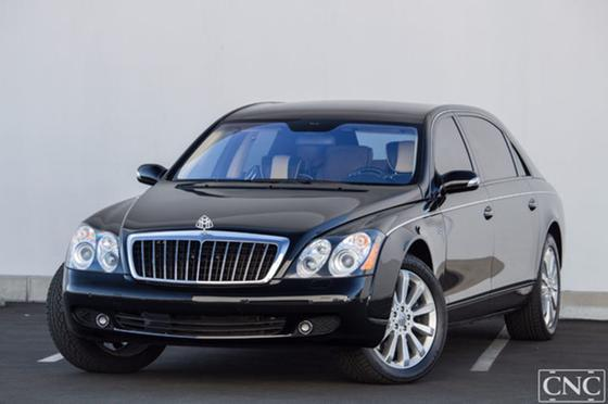 2008 Maybach  Type 62 S:24 car images available
