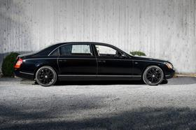 2007 Maybach  Type 62 S:24 car images available
