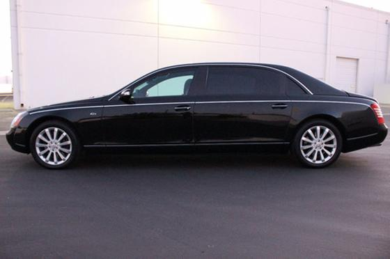 2009 Maybach  Type 62 S:24 car images available