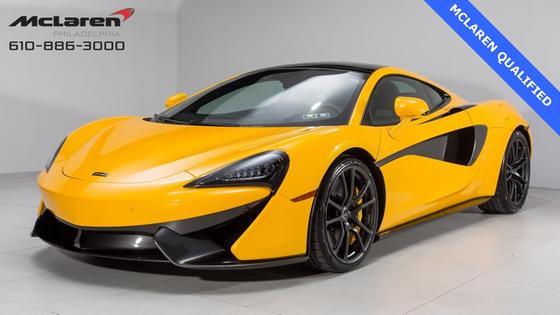 2017 McLaren 570GT :22 car images available