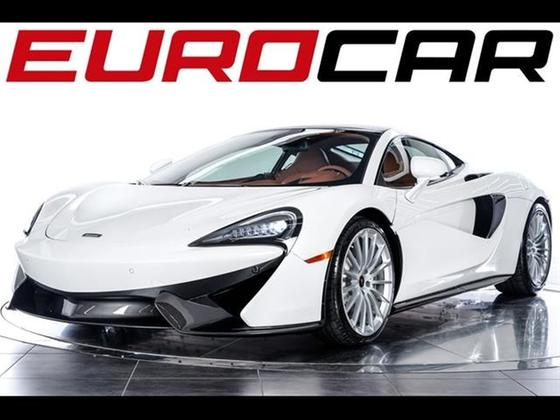2017 McLaren 570GT :24 car images available