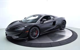 2018 McLaren 570GT :19 car images available