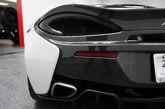 2017 McLaren 570GT