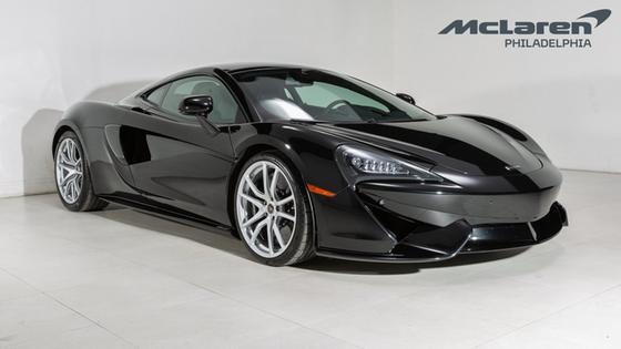 2019 McLaren 570GT :22 car images available