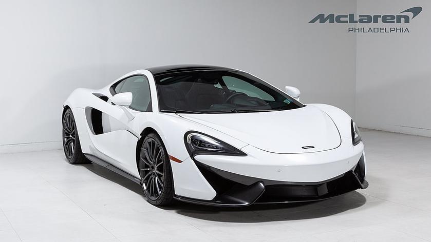 2017 McLaren 570GT :19 car images available