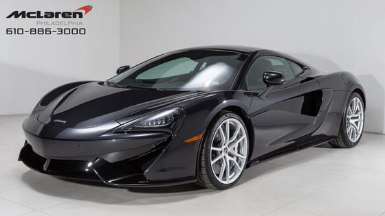 2018 McLaren 570GT Coupe:20 car images available