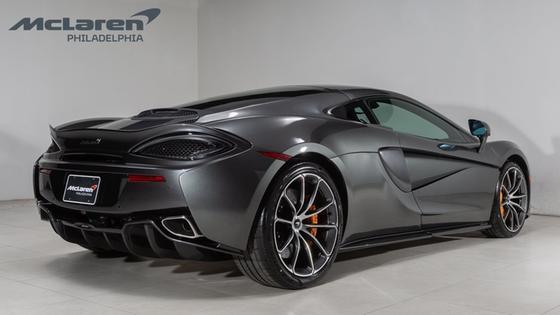2019 McLaren 570GT Coupe