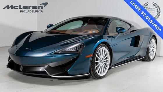 2017 McLaren 570GT Coupe:20 car images available