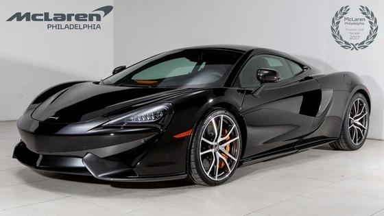 2018 McLaren 570GT Coupe:18 car images available