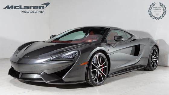 2017 McLaren 570GT Coupe:22 car images available
