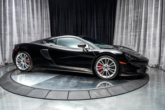 2018 McLaren 570GT Coupe