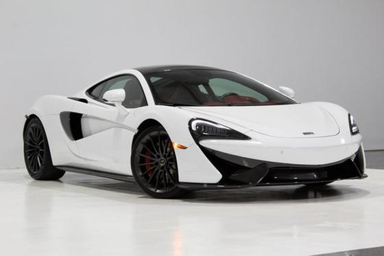 2017 McLaren 570GT Coupe:23 car images available