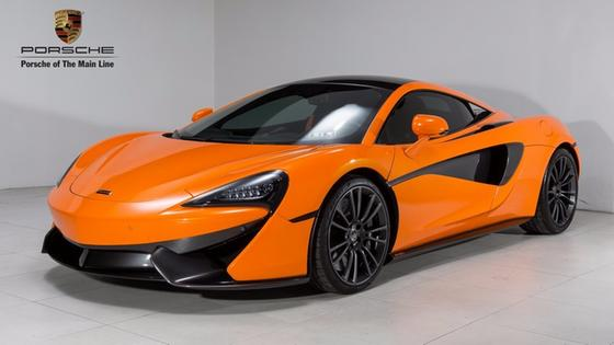2016 McLaren 570S :17 car images available