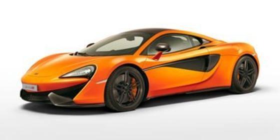 2017 McLaren 570S  : Car has generic photo