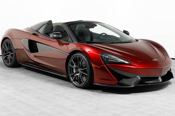2018 McLaren 570S :24 car images available