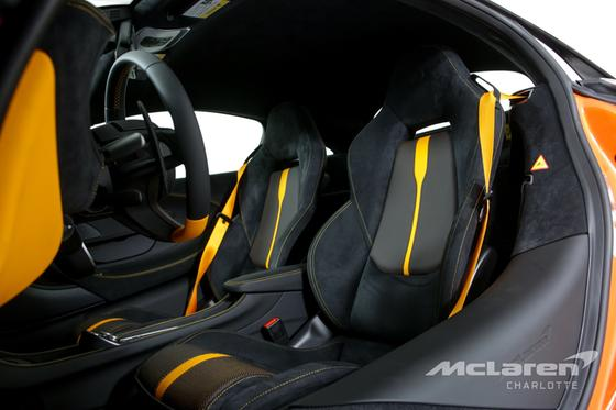 2019 McLaren 570S