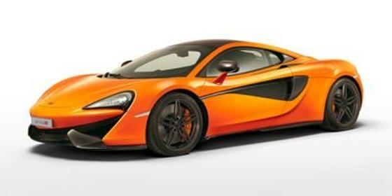 2016 McLaren 570S  : Car has generic photo
