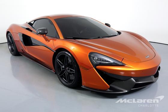 2017 McLaren 570S