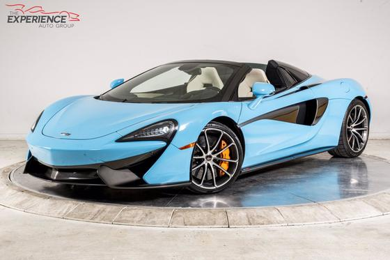 2018 McLaren 570S :24 car images available