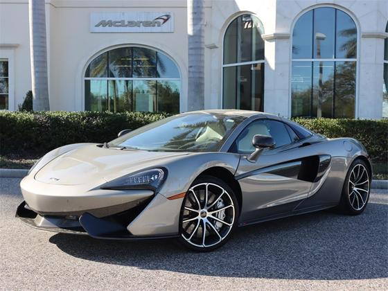 2018 McLaren 570S :14 car images available