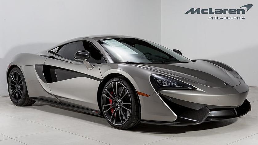2016 McLaren 570S :18 car images available
