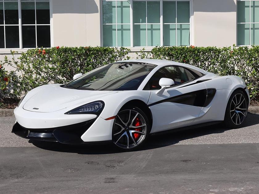 2019 McLaren 570S :15 car images available
