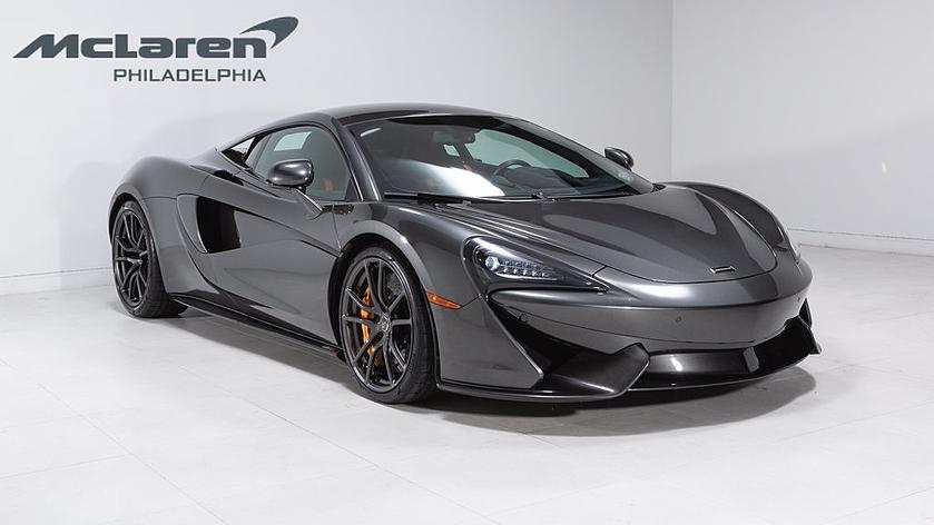 2017 McLaren 570S :22 car images available