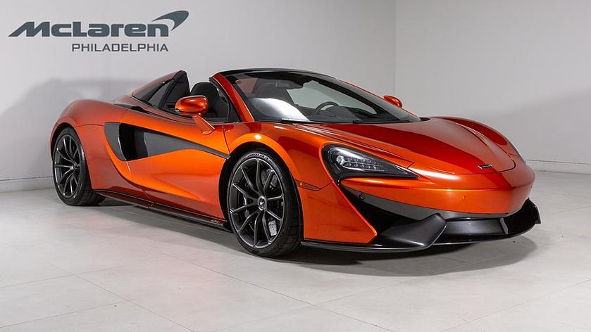 2019 McLaren 570S :22 car images available