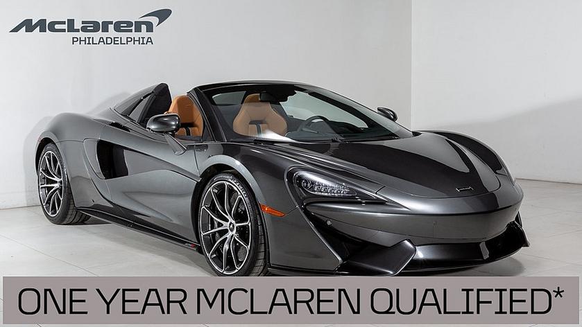 2019 McLaren 570S :20 car images available