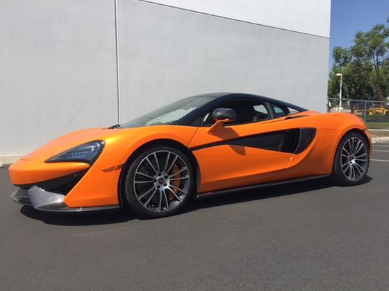 2016 McLaren 570S Coupe:15 car images available